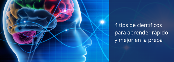 3 tips de científicos para aprender rápido y mejor en la prepa