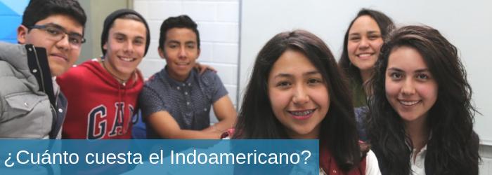 ¿Cuánto cuesta el Indoamericano?